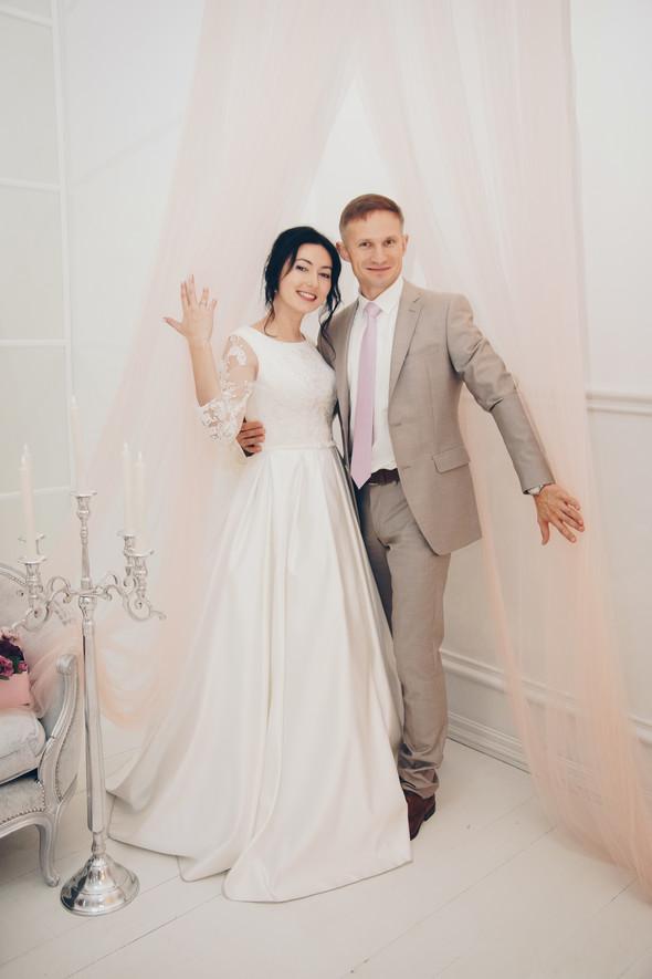 Свадебный день Сергея и Юлии - фото №42