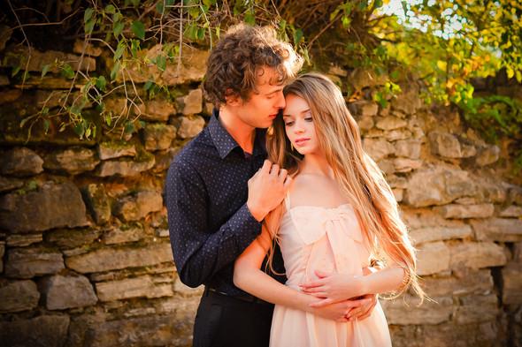 Love story Юрий и Лия - фото №15