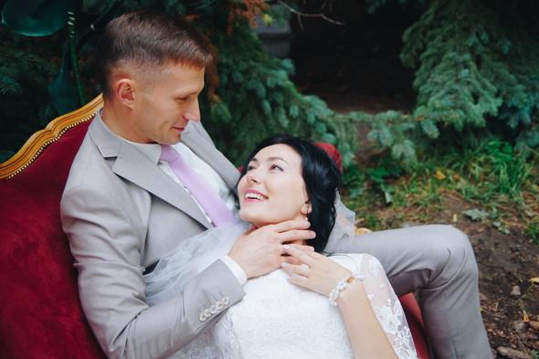 Свадебный день Сергея и Юлии - фото №38