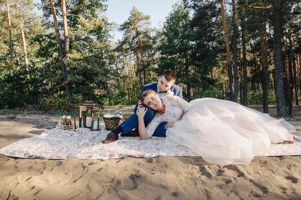 Романтическая сказка Дмитрия и Александры - фото №29