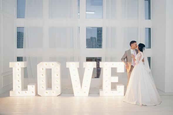 Свадебный день Сергея и Юлии - фото №44