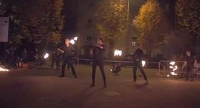 """Art Group """"Fire Stream"""" - артист, шоу в Запорожье - фото 3"""