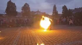 """Art Group """"Fire Stream"""" - артист, шоу в Запорожье - фото 1"""