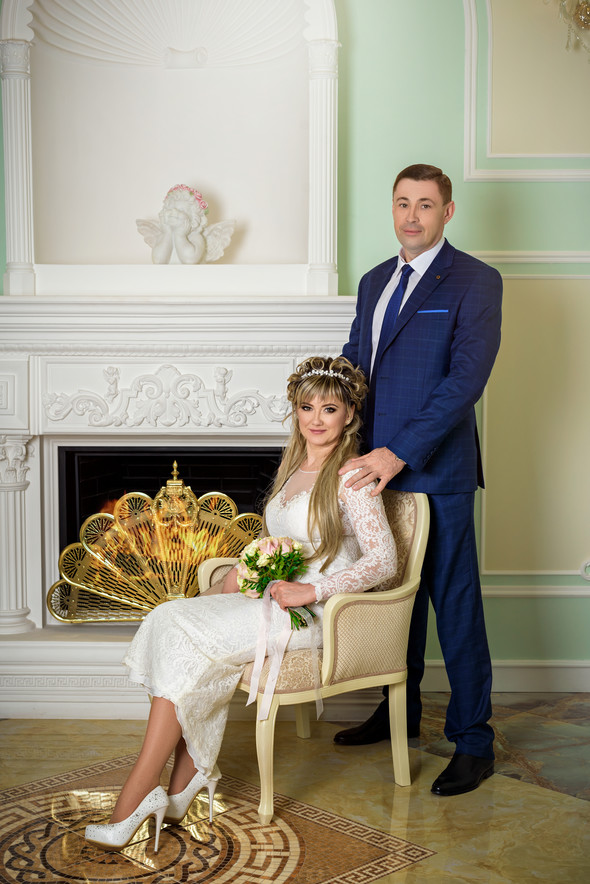 Марина и Владимир - фото №5