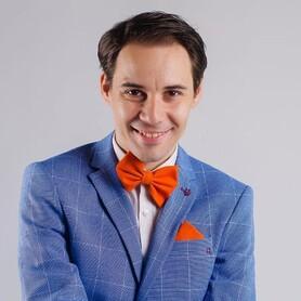 Кирилл Жаботинский - ведущий в Киеве - портфолио 3