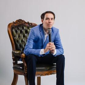 Кирилл Жаботинский - ведущий в Киеве - портфолио 1