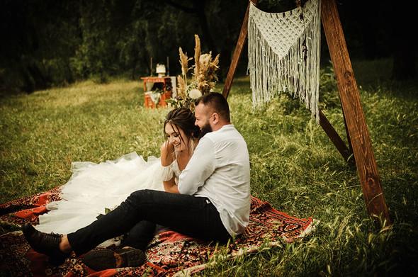 Карина и Сергей - фото №2