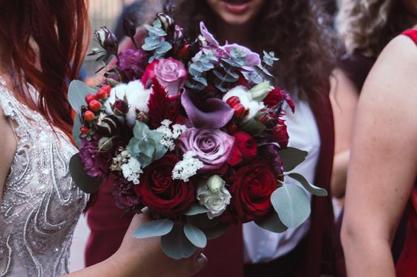 Свадьба в Яблочном стиле Виктории и Руслана - фото №11