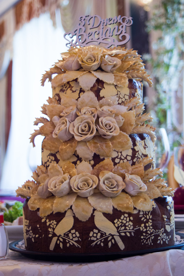 Свадьба в Яблочном стиле Виктории и Руслана - фото №1