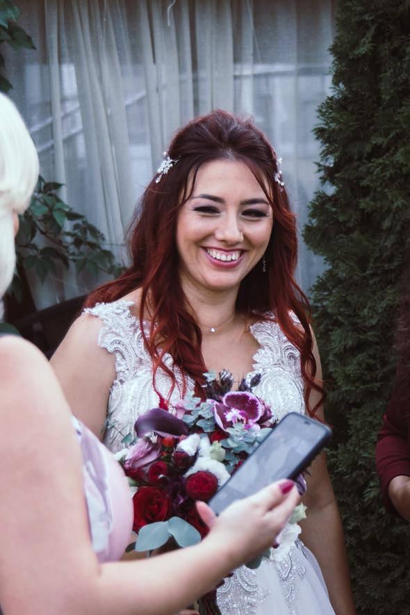 Свадьба в Яблочном стиле Виктории и Руслана - фото №12