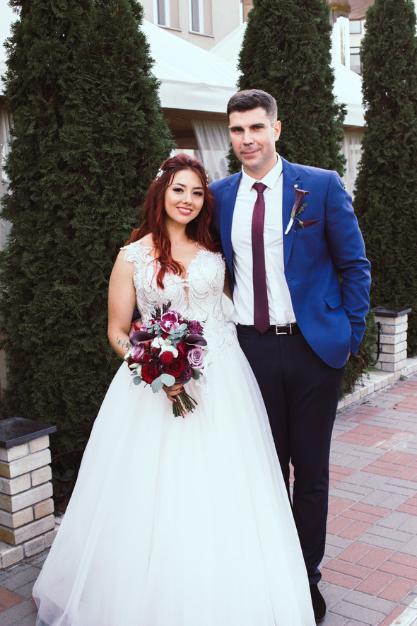 Свадьба в Яблочном стиле Виктории и Руслана - фото №3