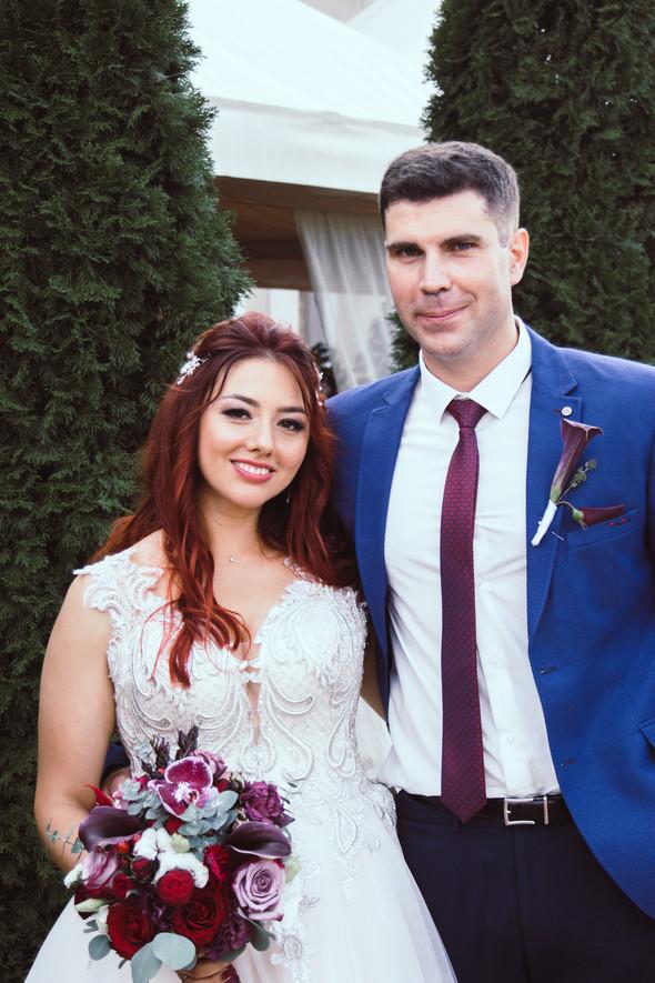 Свадьба в Яблочном стиле Виктории и Руслана - фото №4