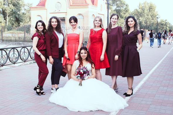 Свадьба в Яблочном стиле Виктории и Руслана - фото №6