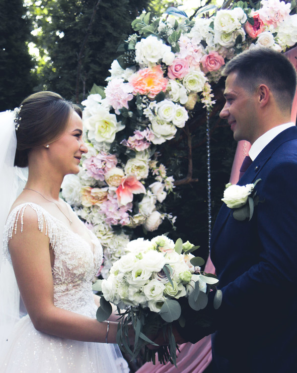 Свадьба в Калыбе ресторан в Киеве - фото №8