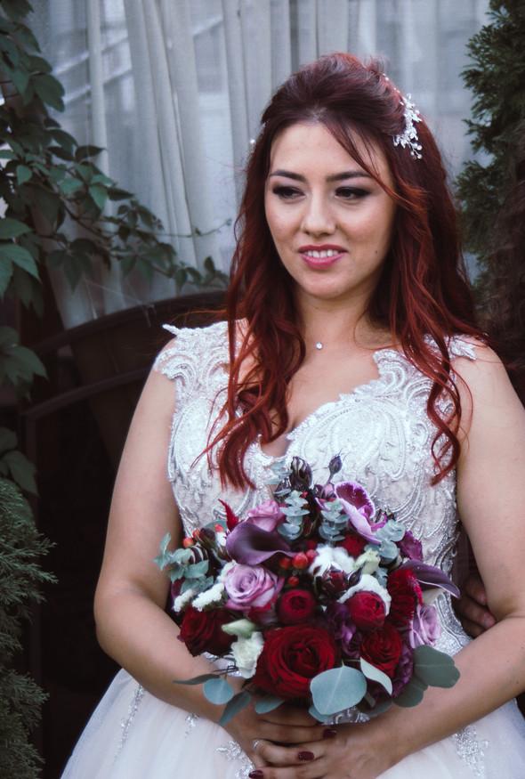 Свадьба в Яблочном стиле Виктории и Руслана - фото №5