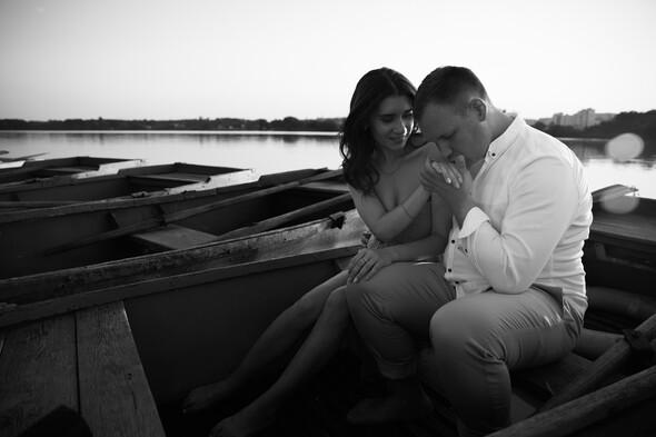 Вита + Дима. Предсвадебная - фото №57