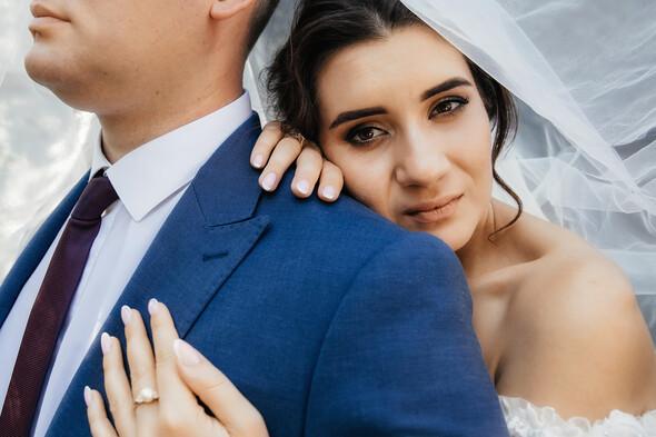 Вита + Дима. Свадьба - фото №83