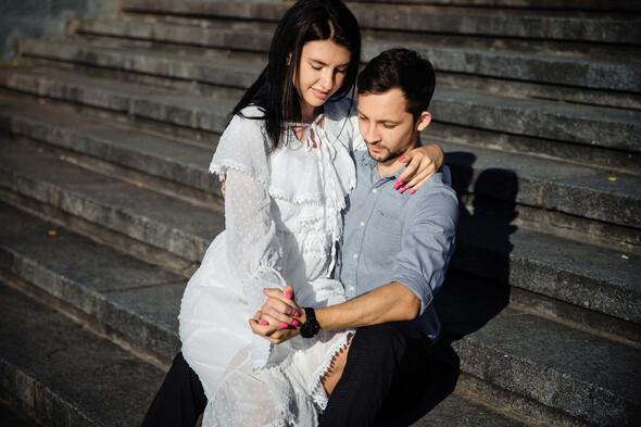 Анна + Виталий. Предсвадебная. - фото №22