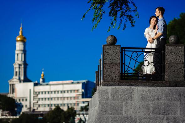 Анна + Виталий. Предсвадебная. - фото №14