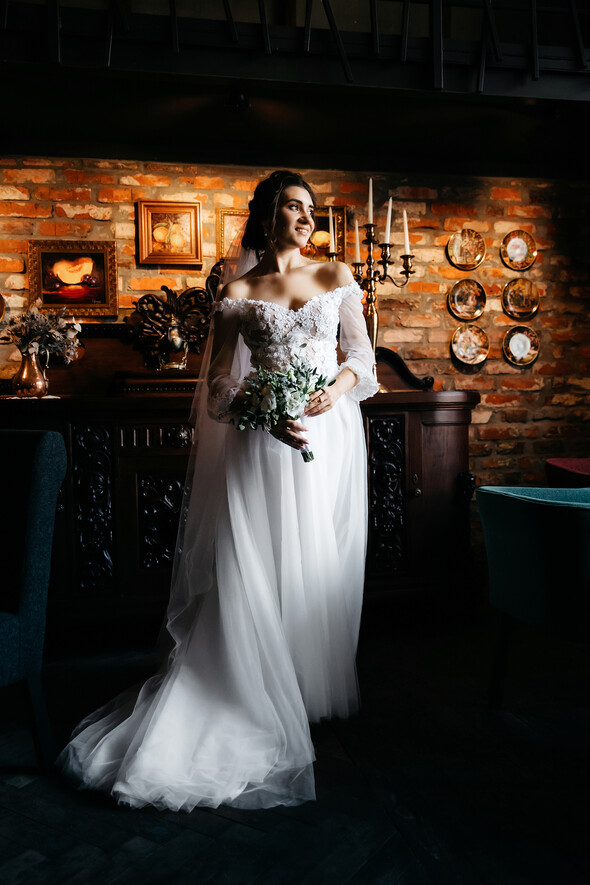 Вита + Дима. Свадьба - фото №67