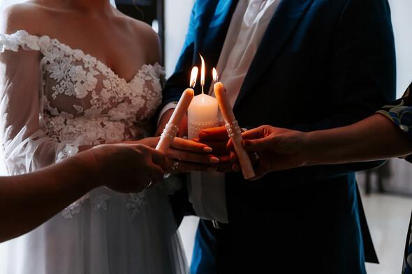 Вита + Дима. Свадьба - фото №153