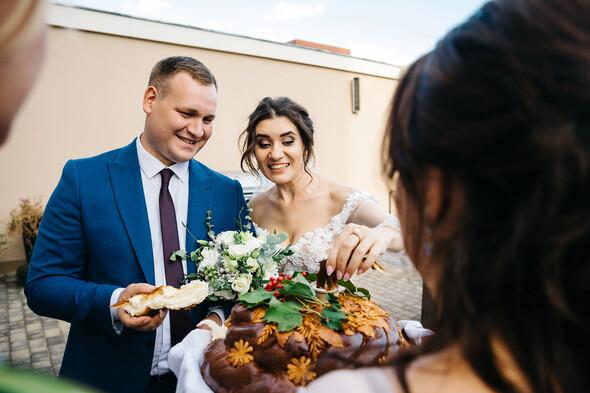Вита + Дима. Свадьба - фото №106