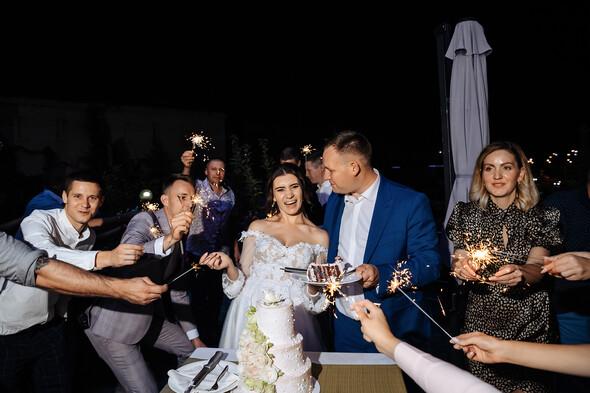 Вита + Дима. Свадьба - фото №151