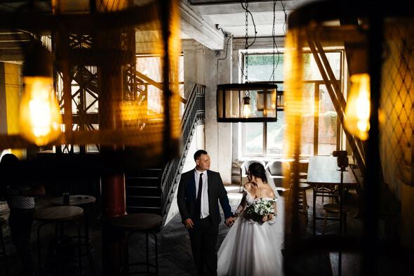 Вита + Дима. Свадьба - фото №56
