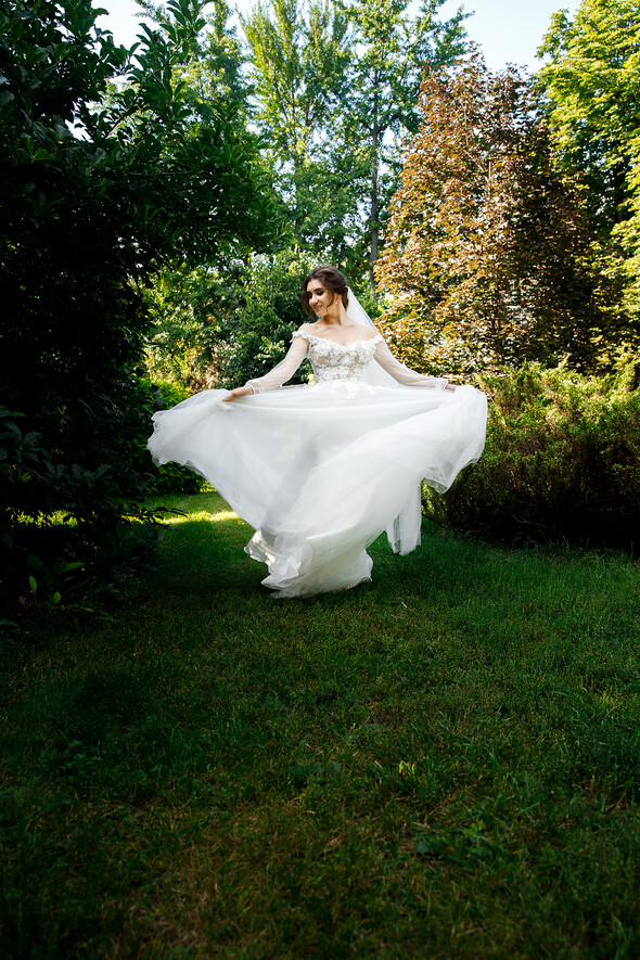 Вита + Дима. Свадьба - фото №91