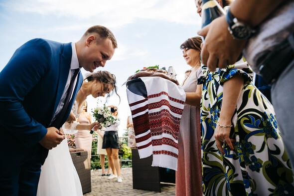 Вита + Дима. Свадьба - фото №105