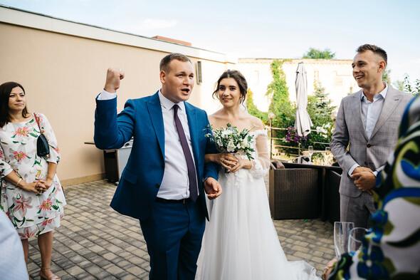 Вита + Дима. Свадьба - фото №110