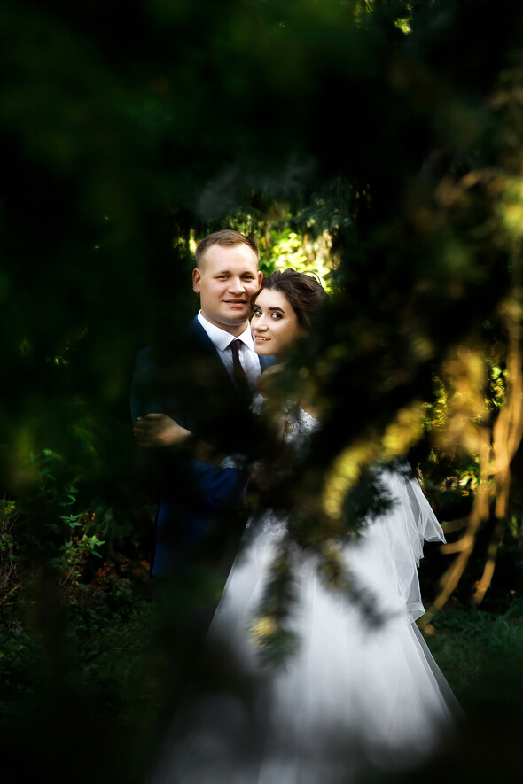 Вита + Дима. Свадьба - фото №76