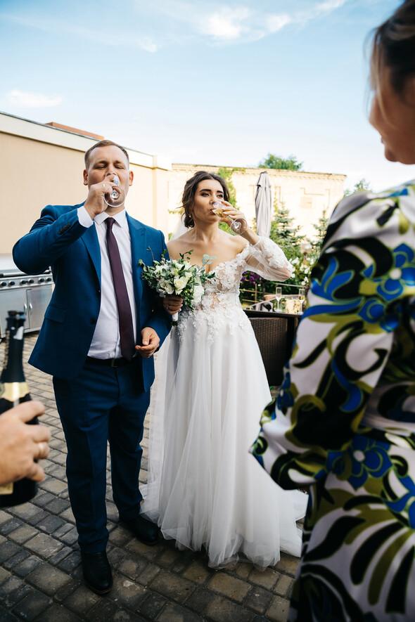 Вита + Дима. Свадьба - фото №109
