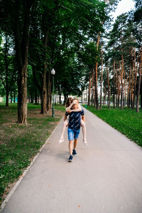 АНАСТАСИЯ + РУСЛАН - фото №13
