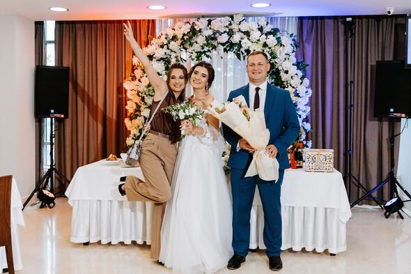 Вита + Дима. Свадьба - фото №111