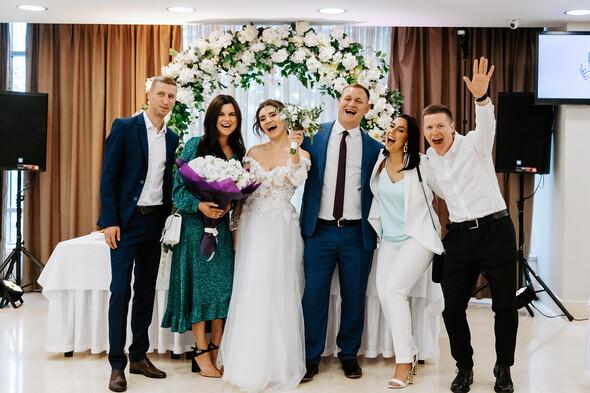 Вита + Дима. Свадьба - фото №113