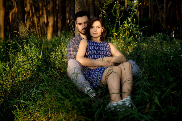 Екатерина + Дмитрий. Харьков. ЛавСтори. - фото №20