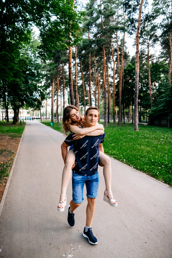 АНАСТАСИЯ + РУСЛАН - фото №12