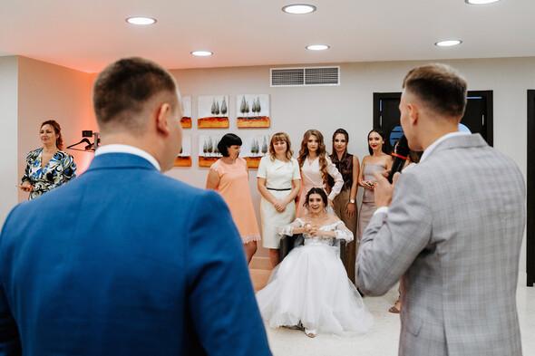 Вита + Дима. Свадьба - фото №137