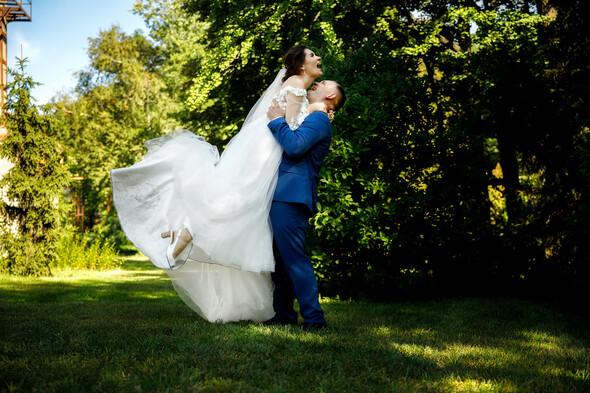 Вита + Дима. Свадьба - фото №80
