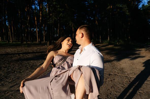 Вита + Дима. Предсвадебная - фото №47