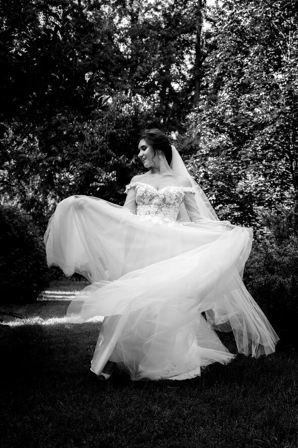Вита + Дима. Свадьба - фото №90