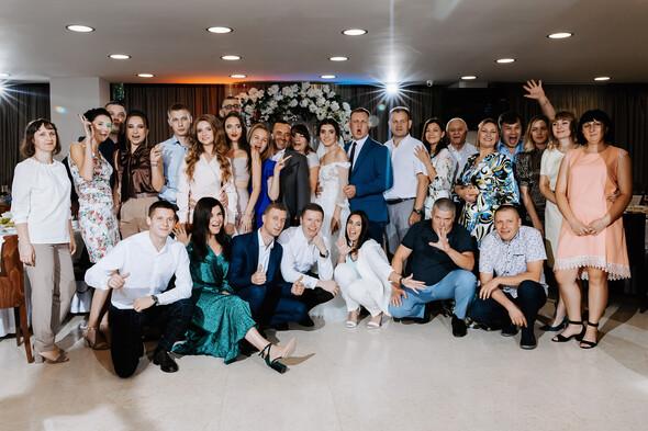 Вита + Дима. Свадьба - фото №125