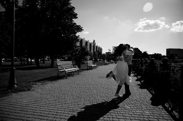 Анна + Виталий. Предсвадебная. - фото №3