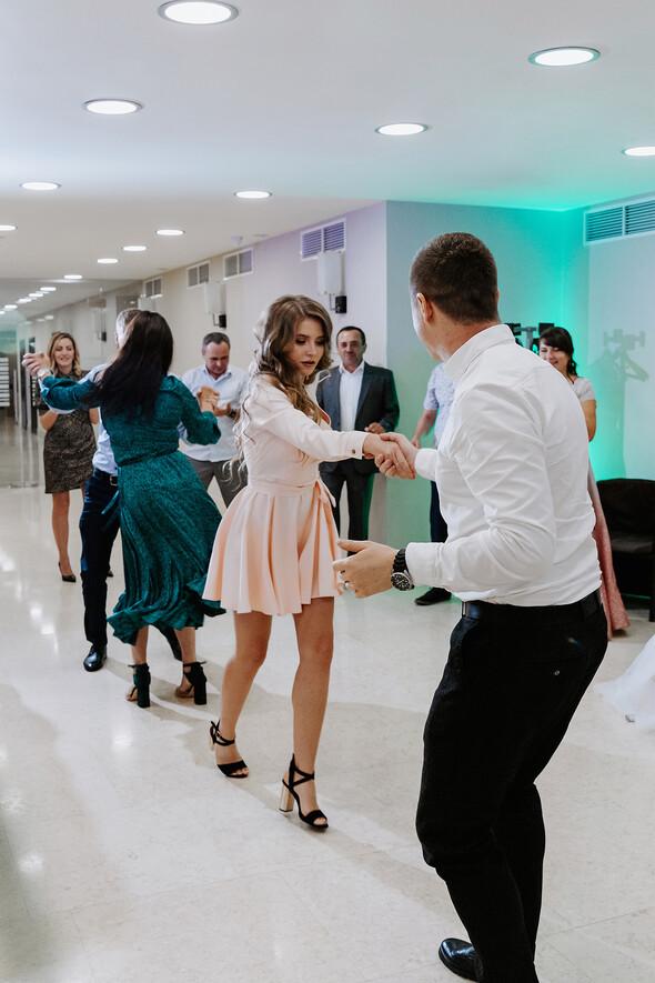 Вита + Дима. Свадьба - фото №138