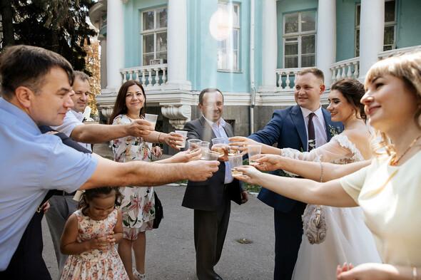 Вита + Дима. Свадьба - фото №51