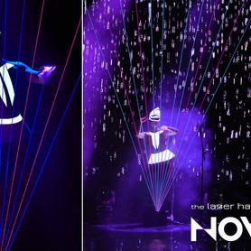 шоу лазерной арфы «novaЯ» / лазер шоу - артист, шоу в Киеве - портфолио 6