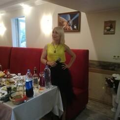 Светлана Охрименко - ведущий в Киеве - фото 1