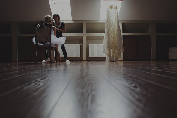 Свадебный день / утро/ Одесса / фотограф Артем Кулаксыз - фото №2