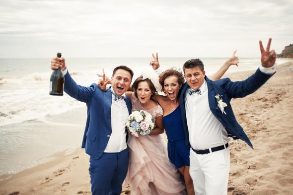 Wedding day Odessa/ Свадебный день Одесса / фотограф Артем Кулаксыз - фото №35